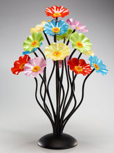 Load image into Gallery viewer, 15 flower tree Beach - Glass Flowers by Scott Johnson