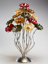 Load image into Gallery viewer, 15 flower tree Breckenridge - Glass Flowers by Scott Johnson