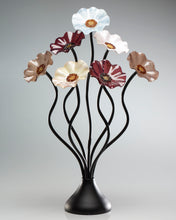 Load image into Gallery viewer, 7 Flower Venice - Glass Flowers by Scott Johnson