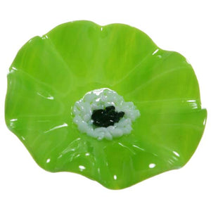 Lime Replacement Flower - Glass Flowers by Scott Johnson