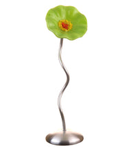 Load image into Gallery viewer, Single Stem - Lime - Glass Flowers by Scott Johnson