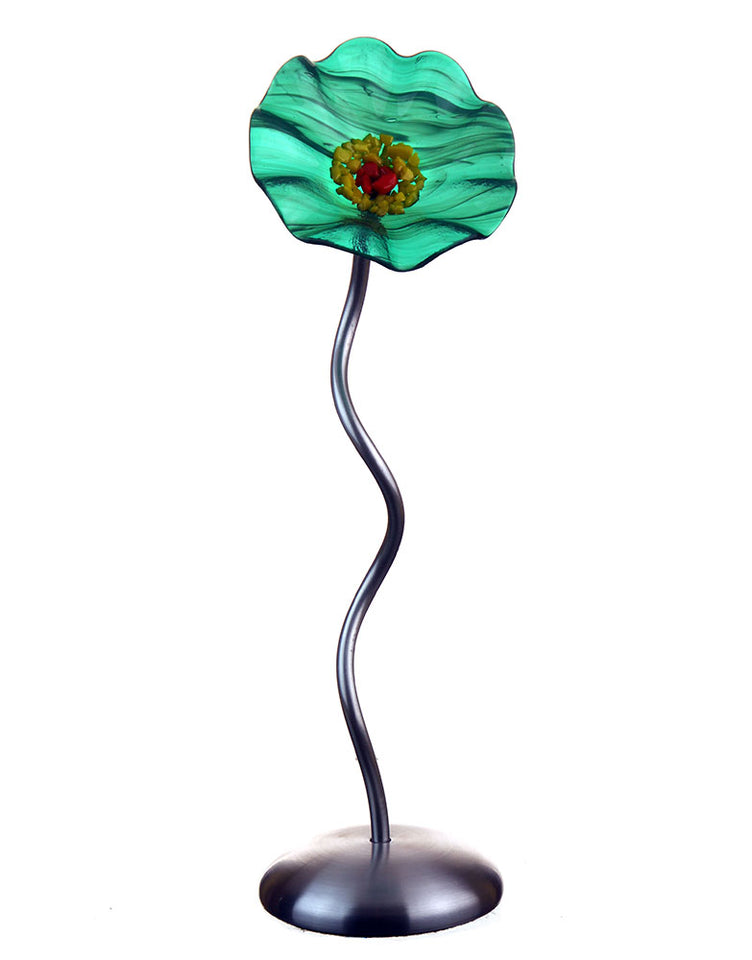 Load image into Gallery viewer, Single Stem - (Special Offer) - Glass Flowers by Scott Johnson