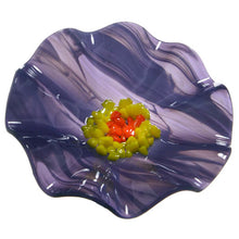 Load image into Gallery viewer, Purple Replacement Flower - Glass Flowers by Scott Johnson