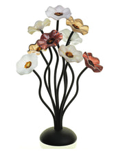 Load image into Gallery viewer, 9 flower Venice - Glass Flowers by Scott Johnson