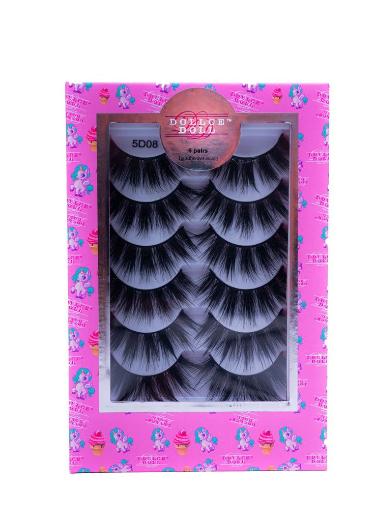 5D08 Strip Lashes Gift Box