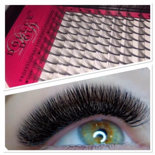 *NEW* 9D Pre Made Russian Fan Lashes