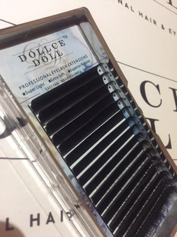 COMING SOON... 0.10 Easy Fan Russian Volume Cashmere Lashes (16 lines)