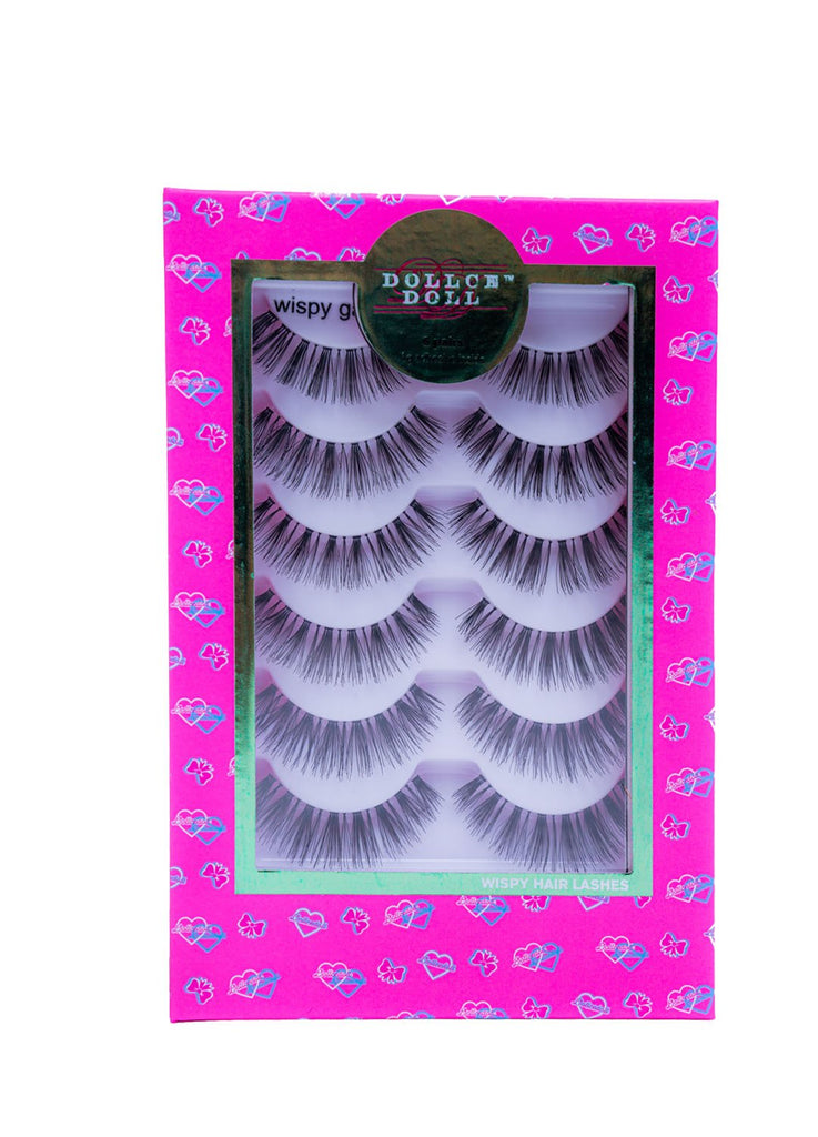 Wispy gazing Human Hair 6 Pack