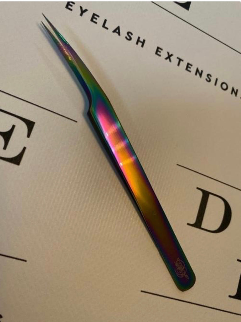 PRO RAINBOW STRAIGHT TWEEZER