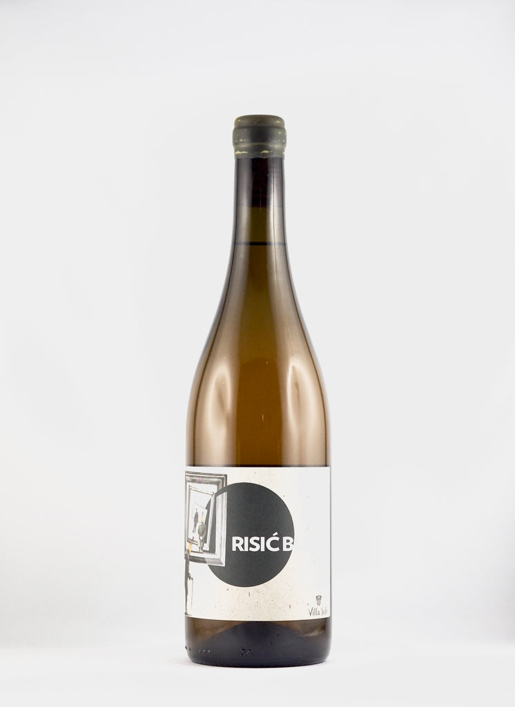 Risic Blanc Solera Methode