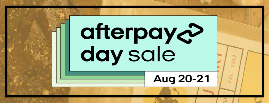 AFTERPAY DAY SALE - 25% OFF ALL INDIVIDUAL PACKS OF GRIFFIN JERKY