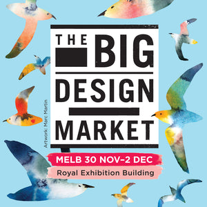 THIS WEEK! Griffin Jerky @ The Big Design Market Melbourne - 30 Nov to 2 Dec