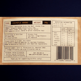 Griffin Jerky Chipotle Adobo Label