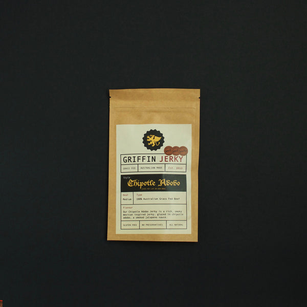 Griffin Jerky Chipotle Adobo - 30g