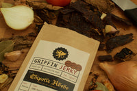 Chipotle Adobo Beef Jerky