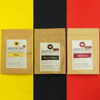 Griffin Jerky 60g Sample Pack - 3 x 60g bags for $35 shipped
