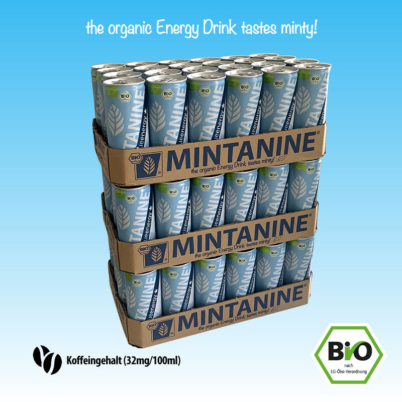 72Box #Bio organic Energy Drink