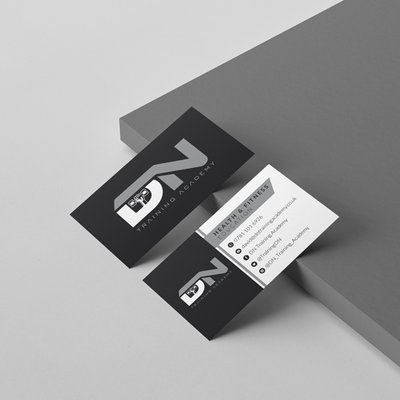 DN Business Card Artwork