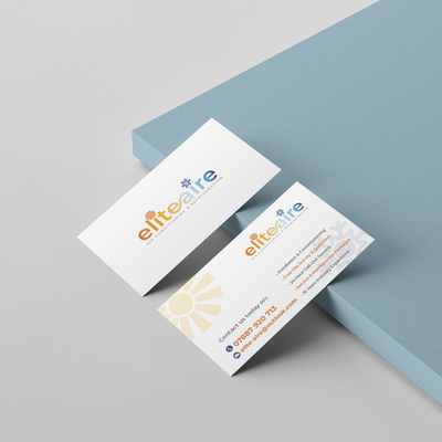 Elite Business Card Artwork