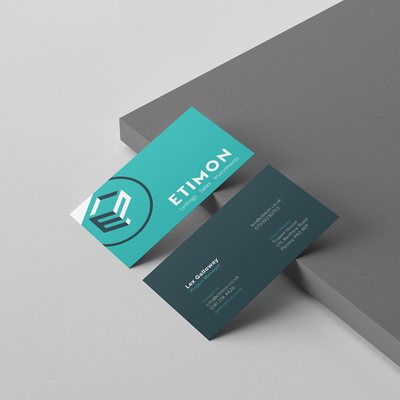 Etimon Business Card Artwork