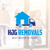 HJG Removals Logo
