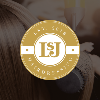 LSJ Hairdressing Logo