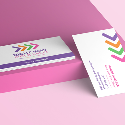 RWCU Business Card Artwork