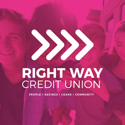 Right Way Credit Union Logo
