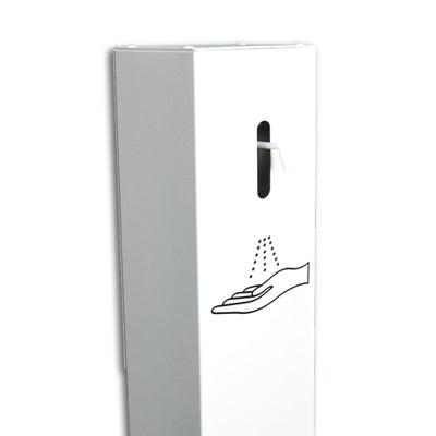 Slimline Hand Sanitiser Unit Dispenser
