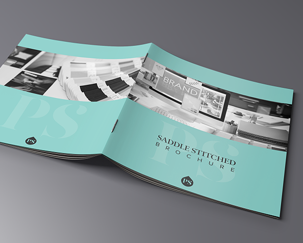 Saddle Stitched Brochure