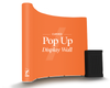 Magnetic Pop Up Display Wall - Curved