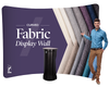 Stretch Fabric Display Wall - Curved