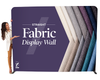 Stretch Fabric Display Wall - Straight