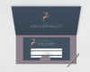 Gift Voucher Wallets