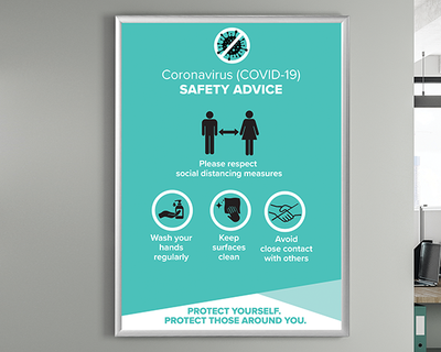 Covid Safety Posters