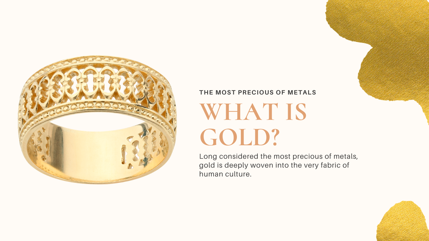 What is Gold - by Spada Diamonds