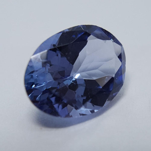Tanzanite - 0.92ct Oval Gemstone - Spada Diamonds