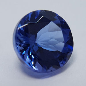 Tanzanite - 0.98ct Round Gemstone - Spada Diamonds