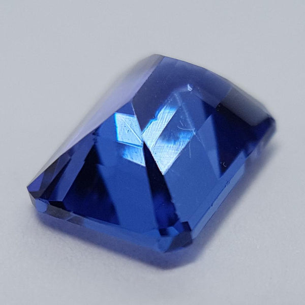 Tanzanite - 1.04ct Emerald Gemstone - Spada Diamonds