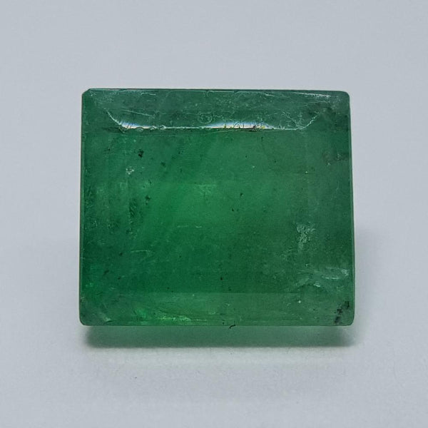 Emerald - 1.27ct Rectangle Step Cut Gemstone - Spada Diamonds