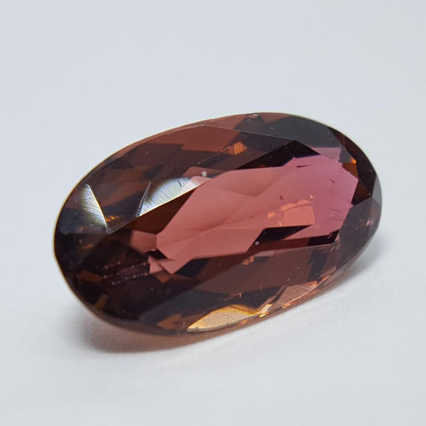 Tourmaline - 4.01ct Oval Gemstone - Spada Diamonds