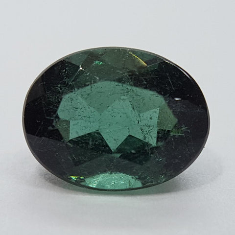 Tourmaline - 1.54ct Oval Gemstone - Spada Diamonds