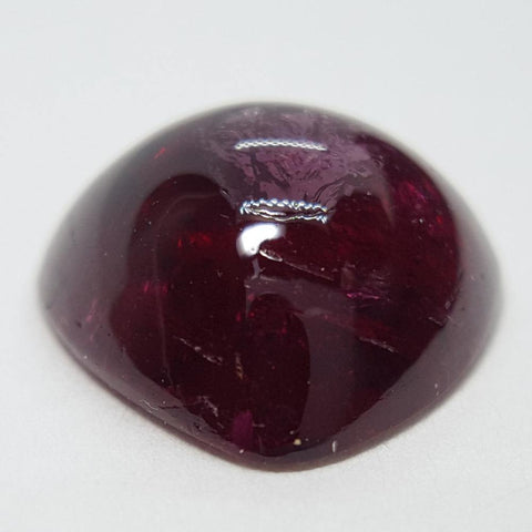 Tourmaline - 5.12ct Triangular Cushion Cabochon Gemstone