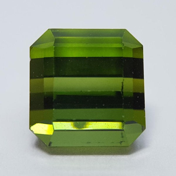 Tourmaline - 3.31ct Emerald Gemstone - Spada Diamonds