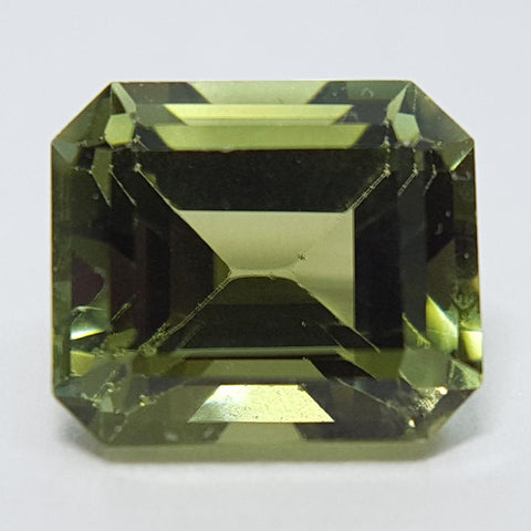 Tourmaline - 2.28ct Emerald Gemstone - Spada Diamonds