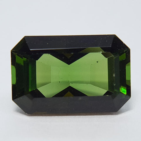 Tourmaline - 2.90ct Emerald Gemstone - Spada Diamonds