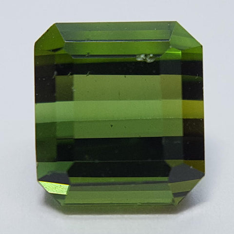 Tourmaline - 2.99ct Emerald Gemstone - Spada Diamonds