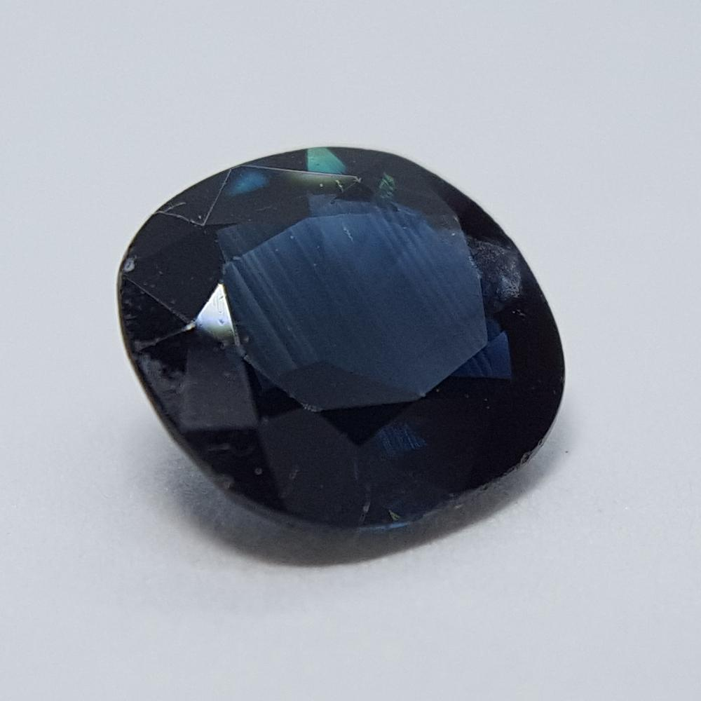 Sapphire - 1.16ct Cushion Gemstone - Spada Diamonds