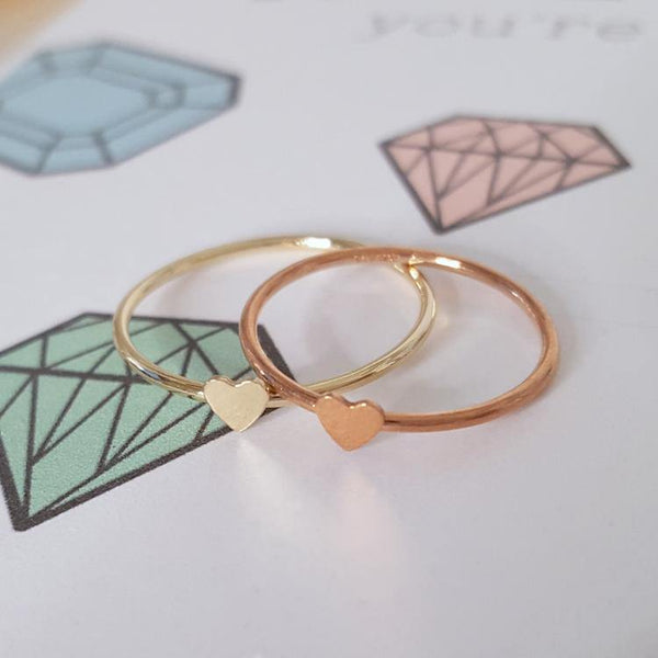 Gold Filled Arianna Ring