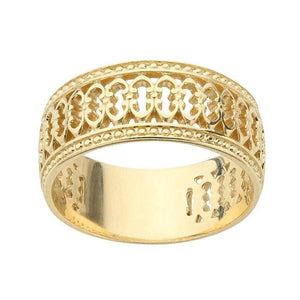 14kt Yellow Gold Giorgia Ring - Spada Diamonds